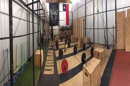 Urban Training Box Libertad