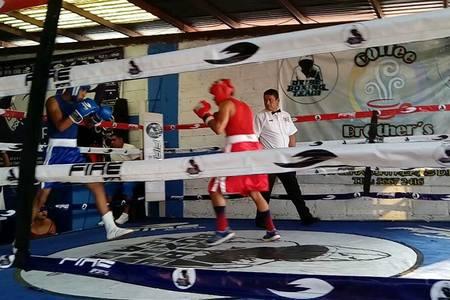 Oso Team Boxing Gym -