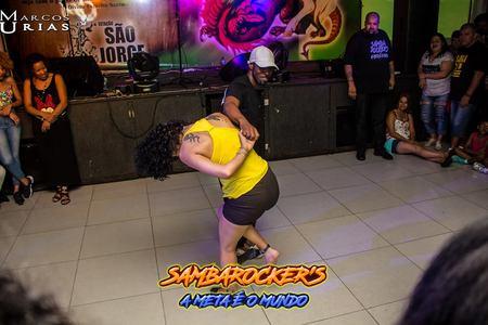 Espaço de Dança Sambarocker's