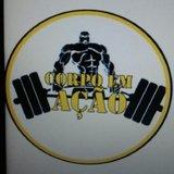 Academia Corpo Em Ação - logo