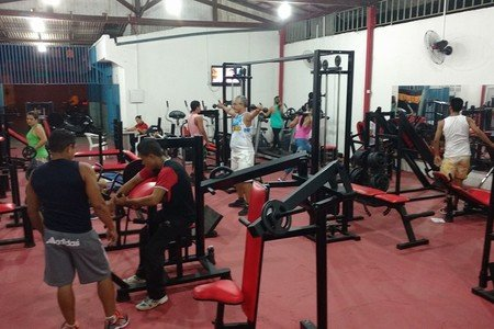 Carlos Carvalho Fitness Center -