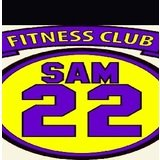Sam 22 Fitness Club - logo