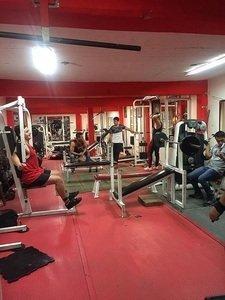 Silver Gym -