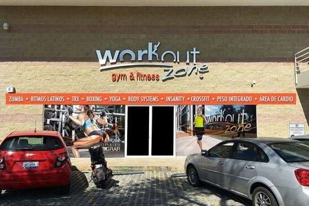 Workout Zone Gym & Fiitness -