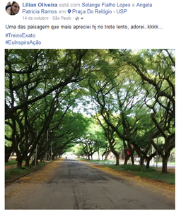 Treino Exato - Treinamento Personalizado e Assessoria de Corrida - Parque Ibirapuera