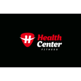 Health Center Fitness - logo