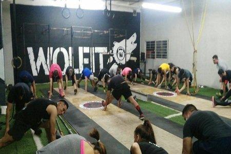Wolfit Crossfit San Nicolas -