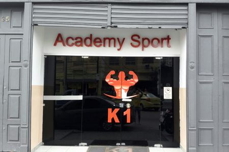 Academia K1 esportes -
