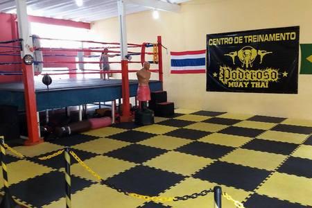 Centro de Treinamento Poderoso Muay Thai -