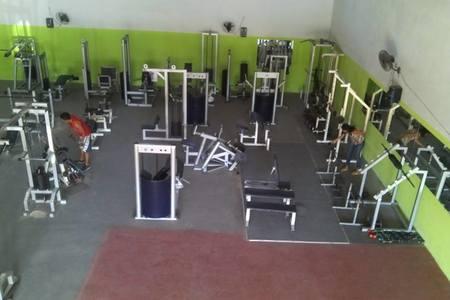 Academia Fitness Club Caucaia