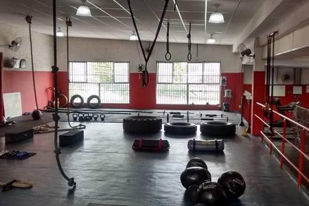 Academia Barros Fitness -