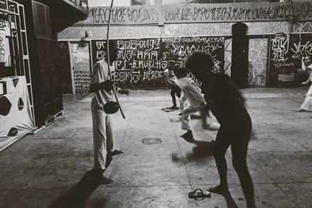 Abadá Capoeira – Pedro Mandinga -