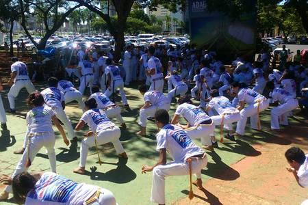 Abada Capoeira Brazlândia -