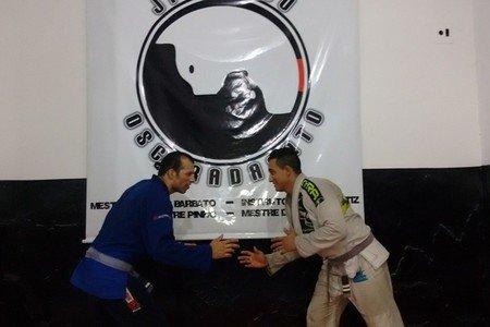 Academia de Jiu Jitsu Oscaradagato -