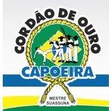 Associação De Capoeira Santa Maria – Grupo Cordão De Ouro - logo
