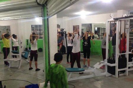 Ocean Power Gym