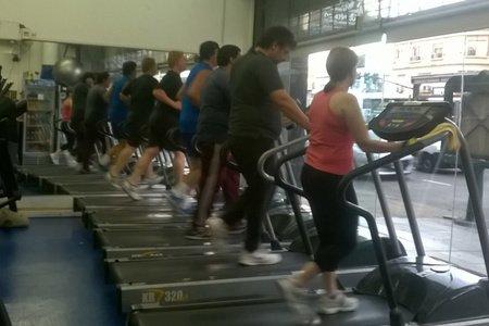 Target Gym Maipú