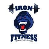 Iron Fit Extreme Workout - logo