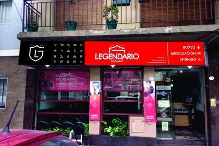 GIMNASIO LEGENDARIO SEDE FLORES -
