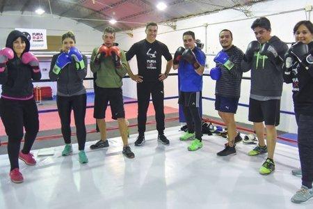 El Palacio del Boxeo Furiabox -