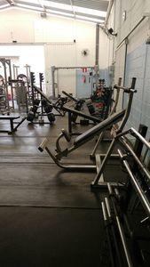 Academia Dimensão Fitness – Unidade Centro