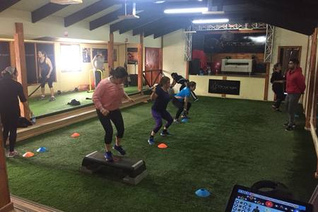 ORANGE FITNESS VIZCACHAS -