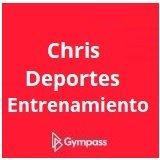 Chris Deportes Entrenamiento– Sede Belgrano - logo
