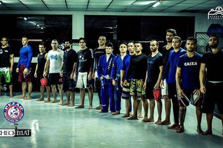 Pezão Brazilian Jiu Jitsu -