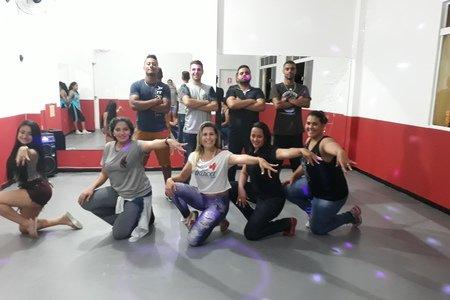 Academia Chronos Força e Superação