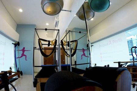 Acqua Perli Pilates - Viaduto do Orleans
