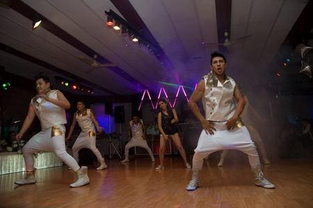 Silver Dance -