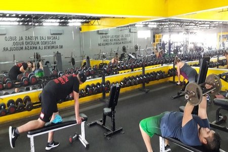 A.M. Fitness Norte -