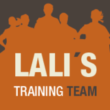 Lalis Training Team - logo