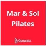Mar & Sol Pilates - logo