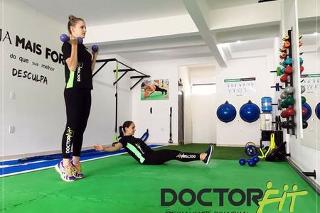 Doctor Fit Treinamento Funional -