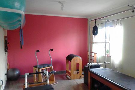 Juliana Silverio Studio de Pilates e Treinamento Funcional -