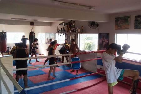 Centro de Treinamento Resistência Muay Thai -