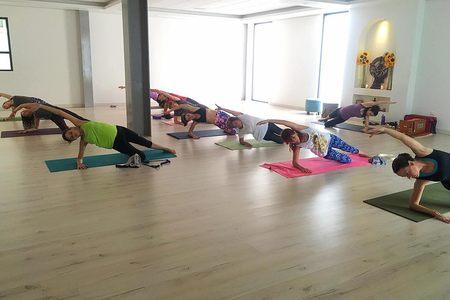 Sattva Yoga Anáhuac -