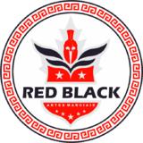 Red Black Artes Marciais - logo