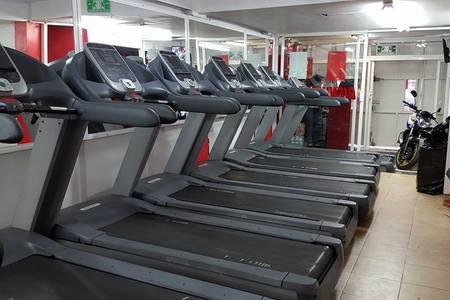 Gym Perfect Line / Plazas de Aragon