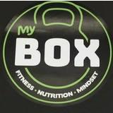 My Box Ouro Verde - logo
