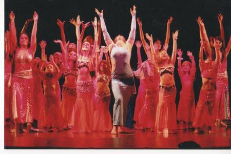 Danza Arabe Karem Boudargham -