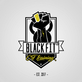 Black Fit Mx - logo