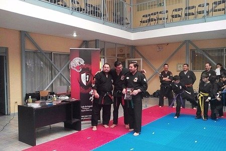 Dojo Tiger Claw Kenpo Karate