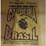 Grupo Capoeira Brasil Formado Ilson - logo