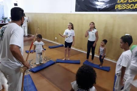 Grupo Capoeira Brasil - Formado Ilson -