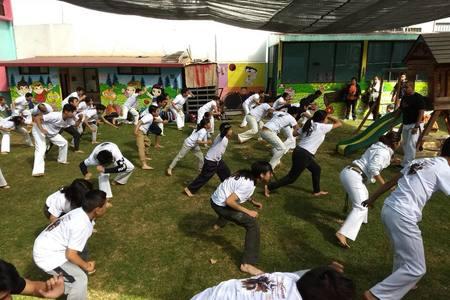 Arte y Capoeira Ermita