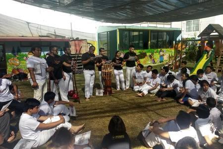 Arte y Capoeira Azcapotzalco -