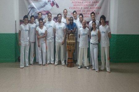 Arte y Capoeira CUPA -