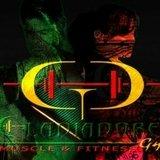 Gladiadores Fitness Gym - logo